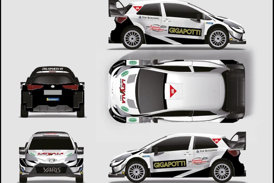 Toyota Yaris WRC - Jari-Matti Latvala - Suède 2020