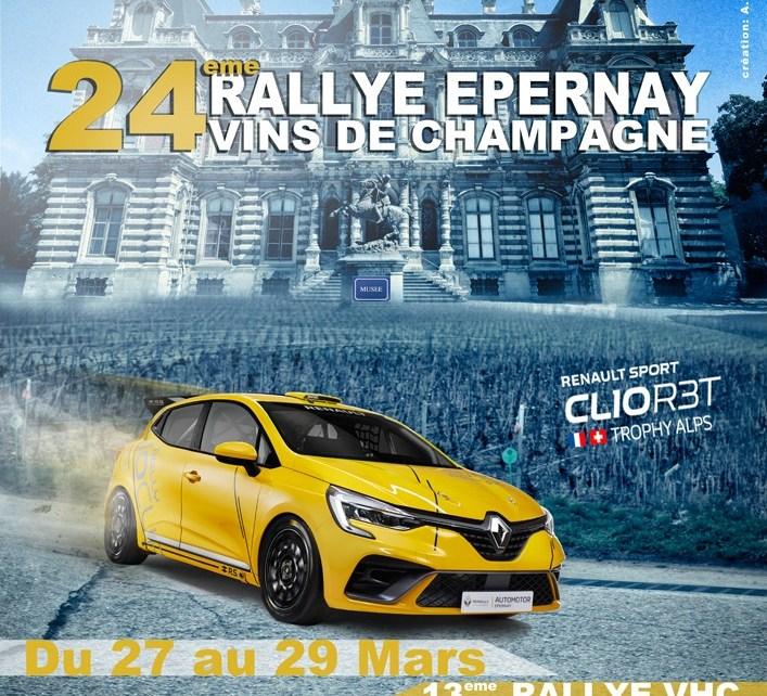 Rallye Epernay-Vins de Champagne