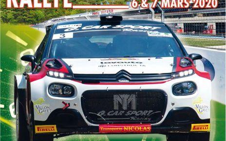 35 ème Rallye de la Sainte Baume