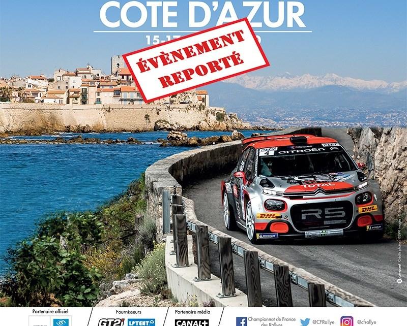 55ème Rallye Antibes Côte d'Azur