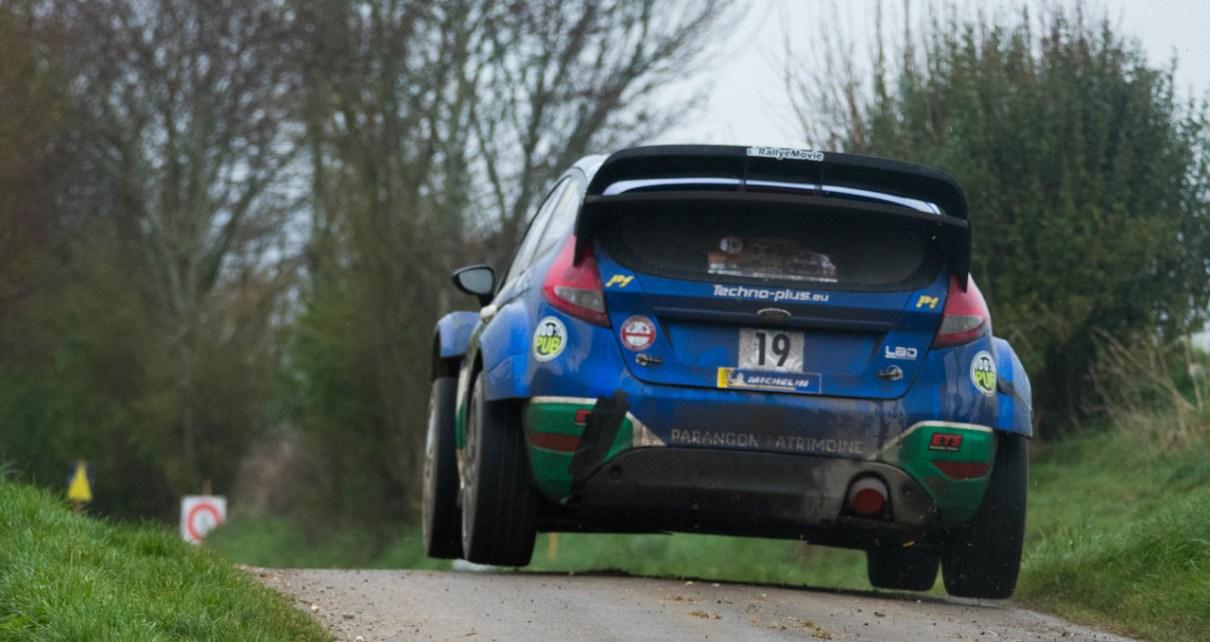 Eric Brunson et Cédric Mondon - Ford Fiesta WRC by RallyeMovie