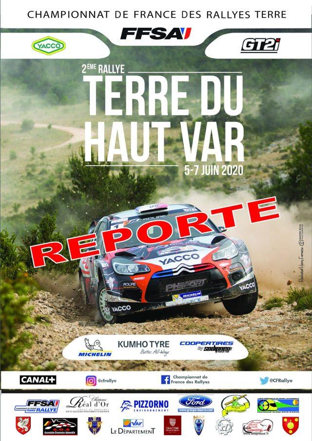 2 ème Rallye terre du haut Var