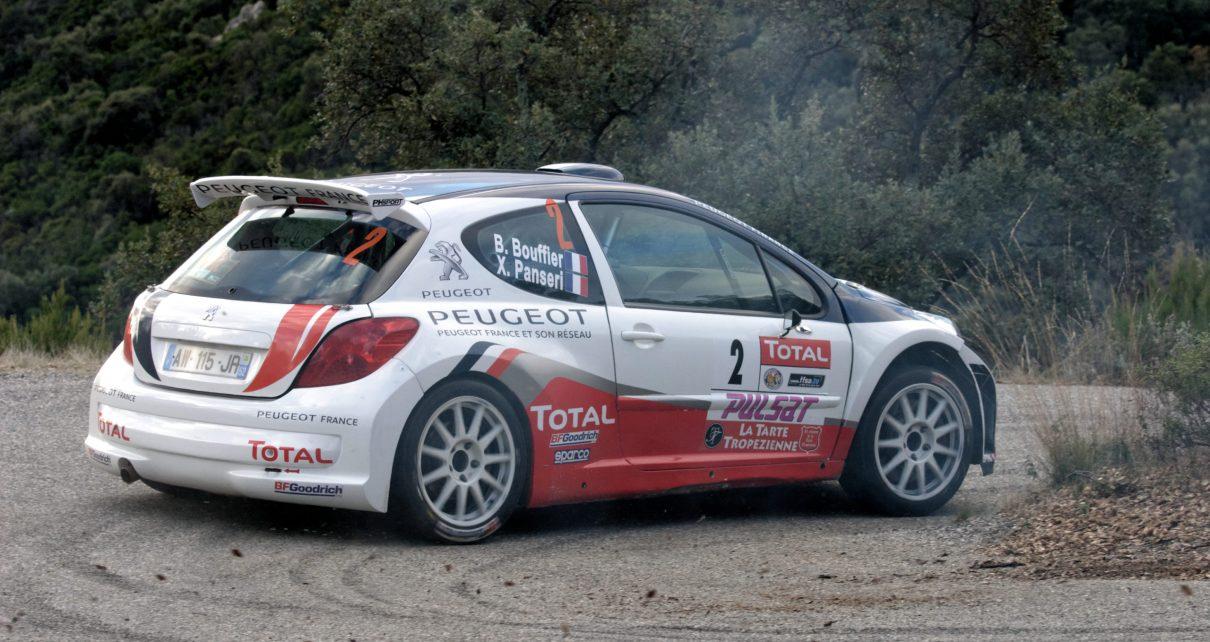 Bryan Bouffier - Peugeot 207 Super 2000