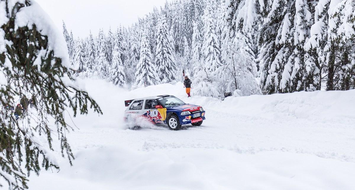 Winter Rally 2021