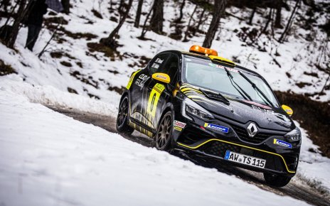 Clio Rally4