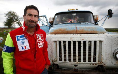 Luc Alphand devient le Directeur du Silk Way Rally