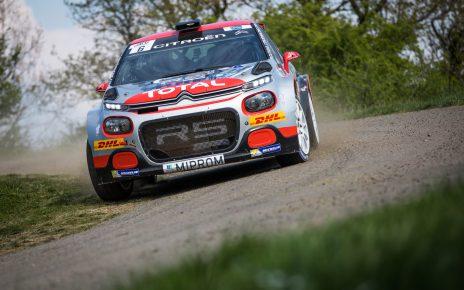 73 ème édition du Rallye Lyon-Charbonnières-Rhône