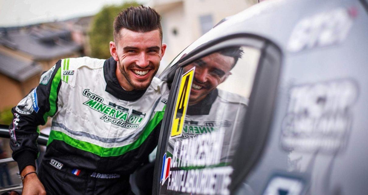 Jean-Baptiste Franceschi repart en Championnat de France...