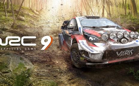 WRC 9 arrive sur Switch...