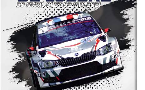 52 ème Rallye National de Lozère : Présentation