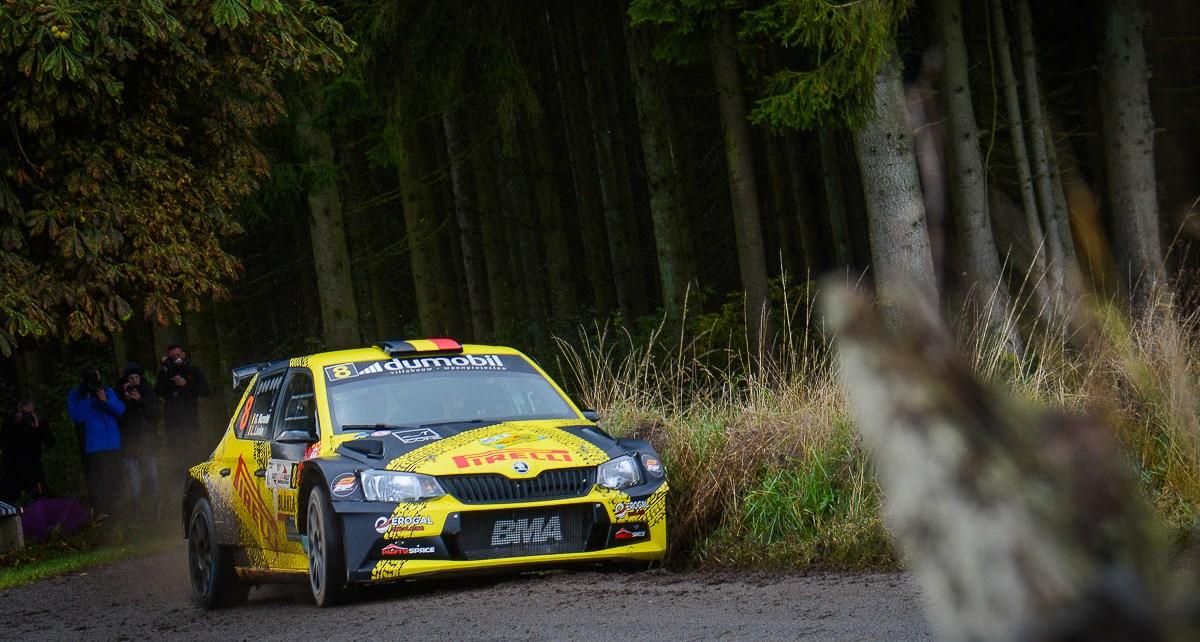 Pirelli devient partenaire du Championnat Belge des rallyes !