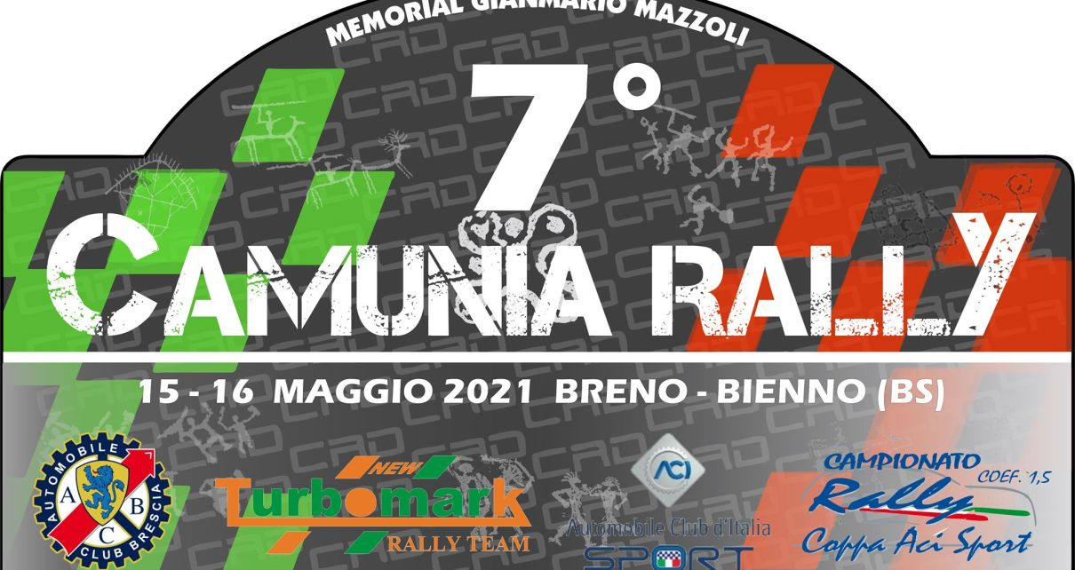 Camunia Rally 2021 : Les engagés avec des Français au départ...