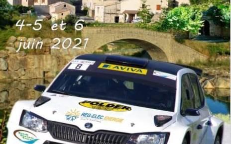 22 ème Rallye du Laragnais