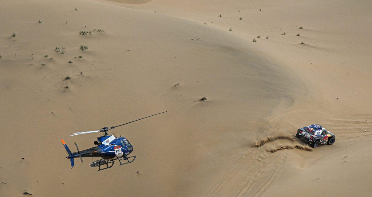 Dakar 2022 : « dunes à gogo » !