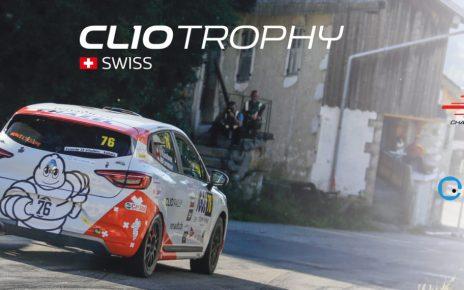 Communiqué Clio Trophy Swiss & Championnat Suisse Rallye Junior - Rallye du Chablais, premier rendez-vous d'une saison aux vainqueurs potentiels à profusion !