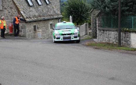 Rallye Du Cantal 2021 : Présentation