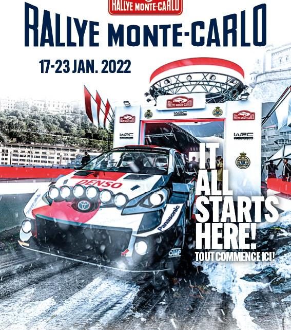 90e Rallye Automobile Monte-Carlo