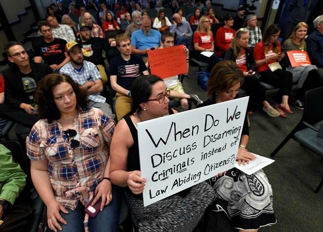 """Longmont City Council Meeting On Extreme """"Gun Safety Resolution"""""""