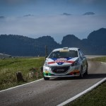 Obiettivo centrato, Tommaso Ciuffi e la Peugeot 208 vincono il Campionato 2 ruote motrici