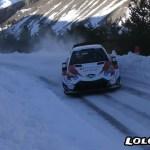 """WRC, Sébastien Ogier """"vola"""" sulla neve con la Yaris – VIDEO"""