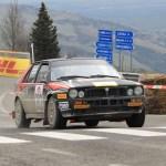 Con il rally storico della Val d'Orcia al via il nuovo campionato italiano rally terra storico