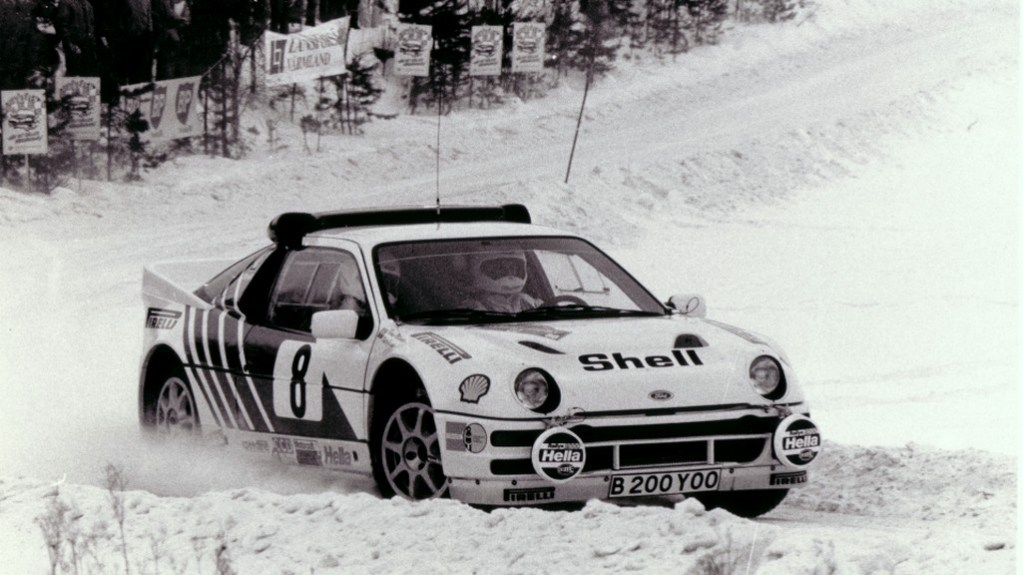 ford rs 2000