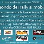 Il mondo dei rally contro il coronavirus