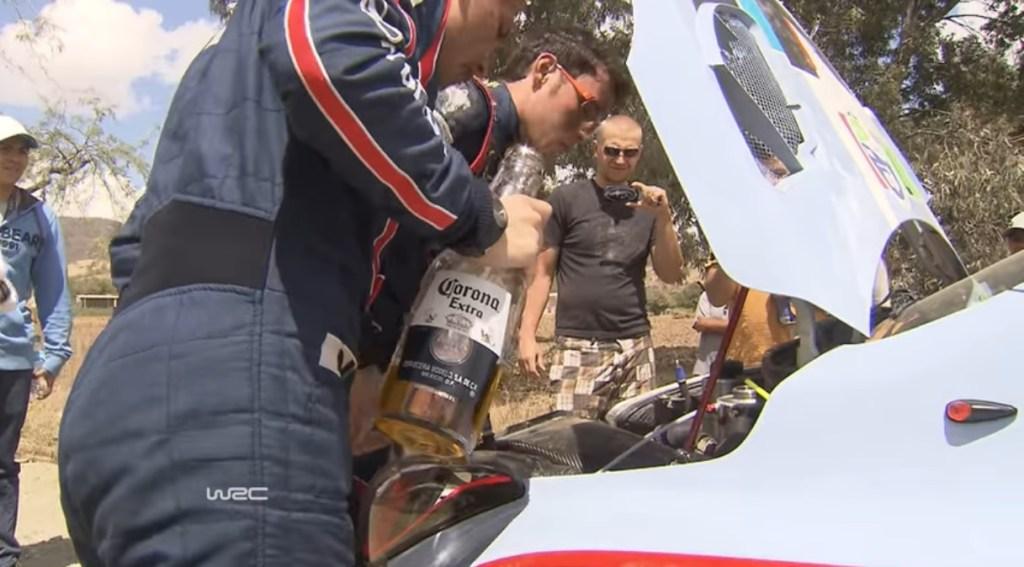 WRC Messico