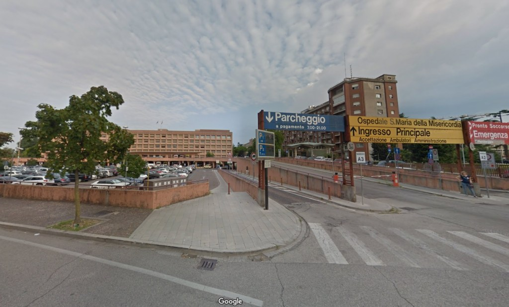 Ospedale di Udine Aci