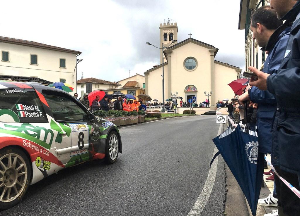 Rally Valdinievole