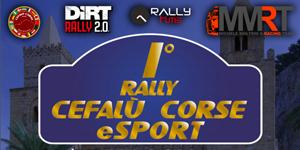 Logo Rally Cefalù Corse eSport