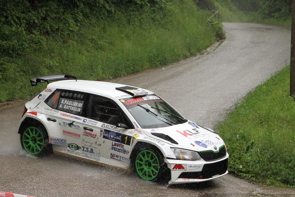 trofeo rally vicenza