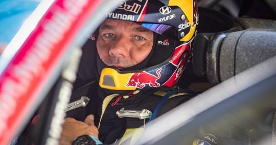 Sebastien Loeb M-Sport