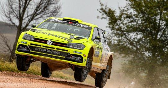 Simone Campedelli Rally Adriatico dirette