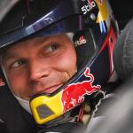 Andreas Mikkelsen al via del Rally di Montecarlo con la Fabia Rally2
