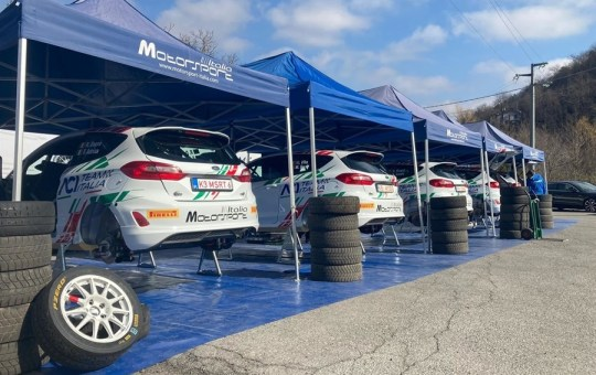 test Rally Junior