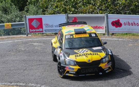 International Rally Cup rally città bassano