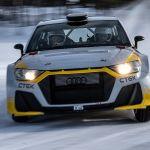 Il team di Mattias Ekstrom sta sviluppando una Audi Quattro A1 per il WRC