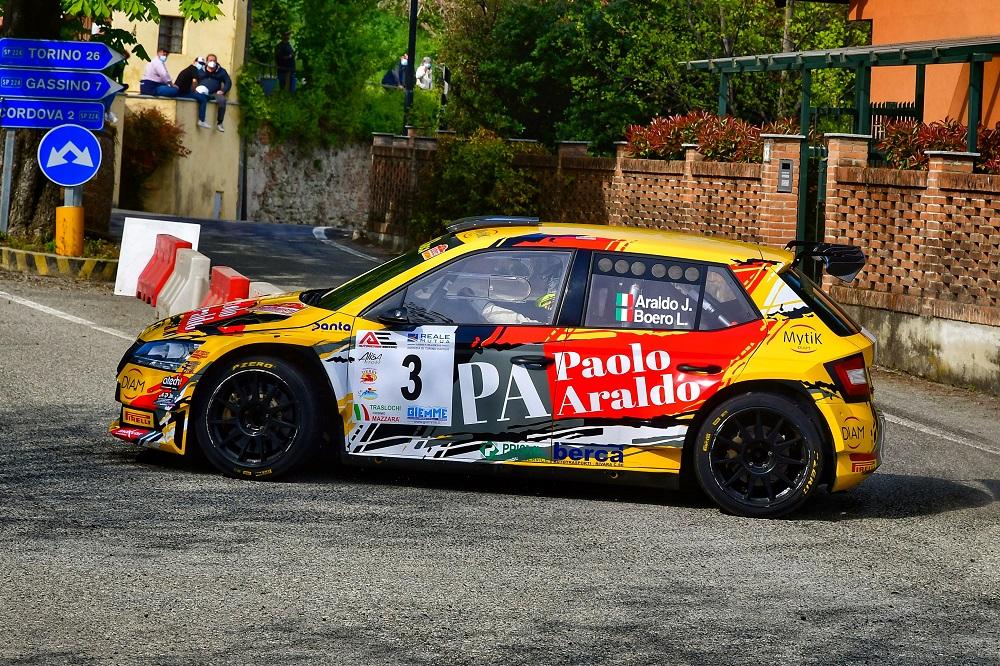 rally team araldo