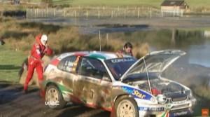 Rally RAC 1998