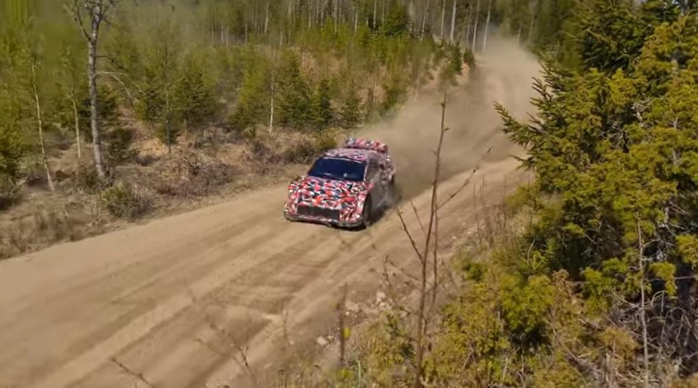 Toyota GR Yaris Hanninen