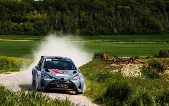 cartier yaris rally2