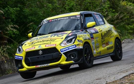 Suzuki Rally Cup Alba