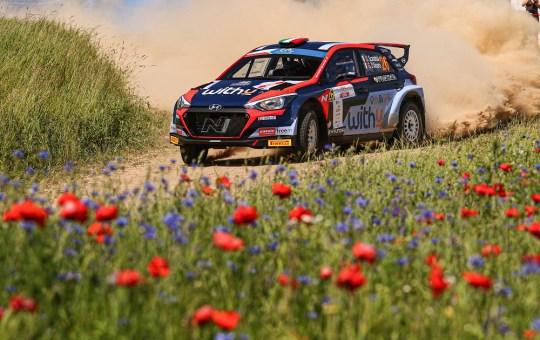 San Marino Rally Scandola