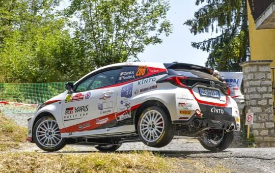 GR Yaris Rally Cup