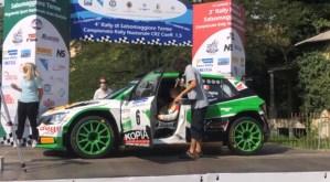 Rally di Salsomaggiore Terme