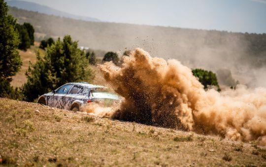 Nuova Skoda Fabia Rally2