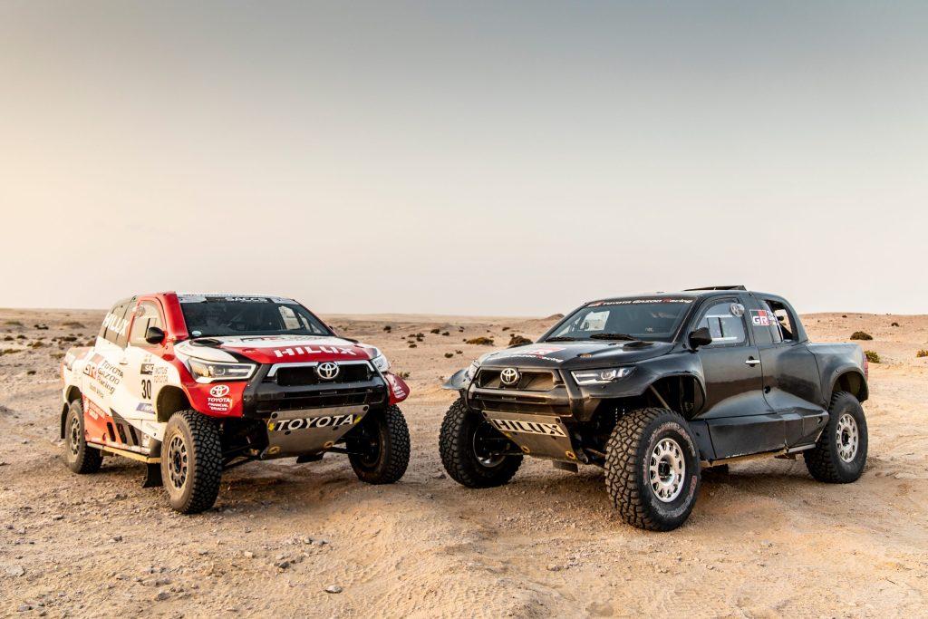Toyota Dakar Al-Attiyah