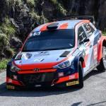 """""""Pedro"""" e Baldaccini preparano il Trofeo Aci Como, ultimo round del Tricolore WRC"""
