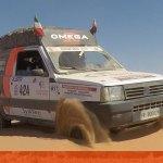 Anche la Scuderia Omega a caccia del Panda Raid, sette gli equipaggi al via in Marocco